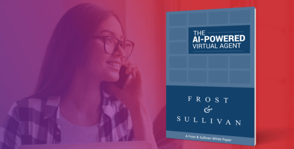 AI-Powered virtual agent white paper by Frost and Sullivan