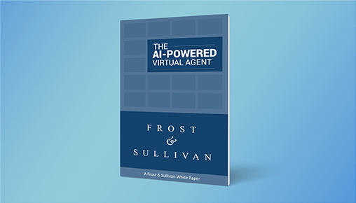 The AI-Powered Virtual Agent by Frost