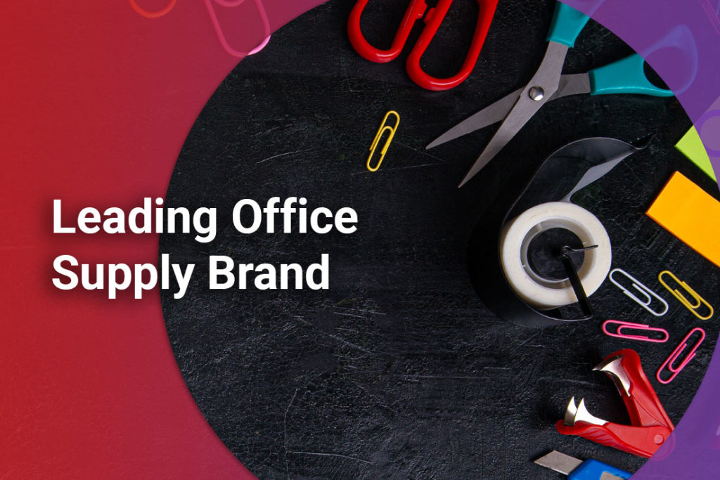 Top Office Supply Brand Case Study SmartAction Ai