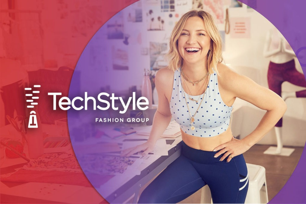Techstyle case study with SmartAction ai technology